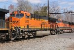 BNSF 3905 on CSX Q409